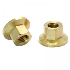 CNC Brass Components