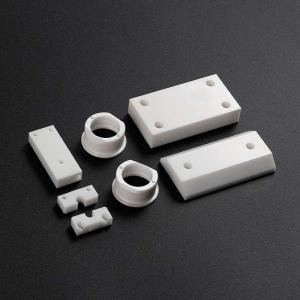 Zirconia Ceramic Plunger Parts And Spacer